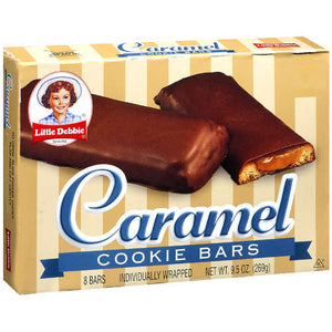 Little Debbie Snacks: Caramel Cookie Bars (269g)