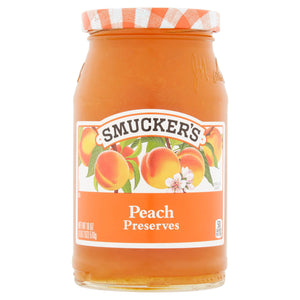 Smucker's Peach Preserves (510g)