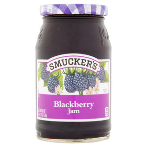 Smucker's Blackberry Jam (510g)