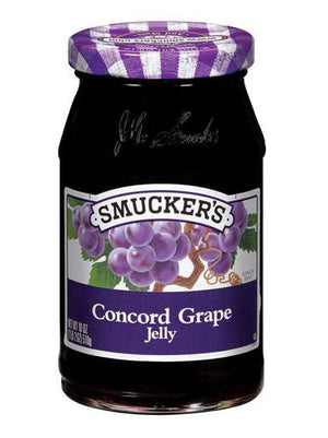 Smucker's Concord Grape Jelly (510g)