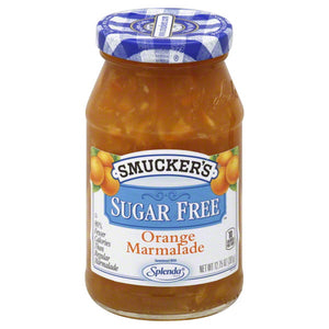 Smucker's Sugar Free Orange Marmalade (361g)