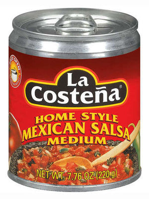 La Costena Home Style Medium Mexican Salsa (220g)