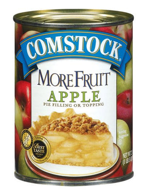 Duncan Hines Comstock More Fruit Apple Pie Filling (595g)