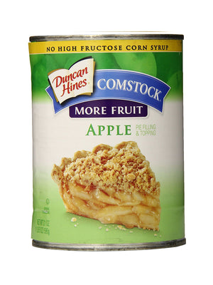 Duncan Hines Comstock Caramel Apple Pie Filling (595g)