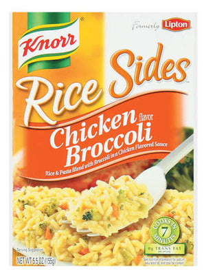 Knorr Rice Sides Chicken Broccoli (156g)