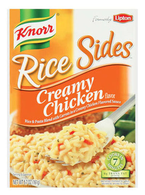 Knorr Rice Sides Creamy Chicken (159g)