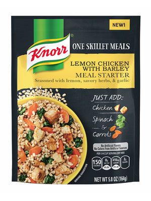 Knorr Skillet Meals Lemon Chicken with Barley (164g)