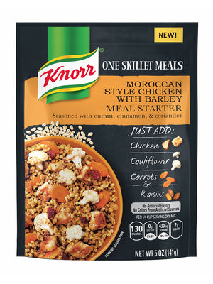 Knorr Skillet Meals Moroccan Style Chicken with Barley (142g)
