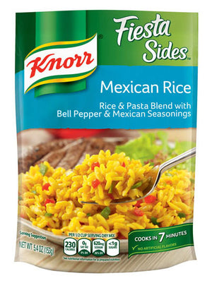 Knorr Rice Sides Mexican Rice (153g)
