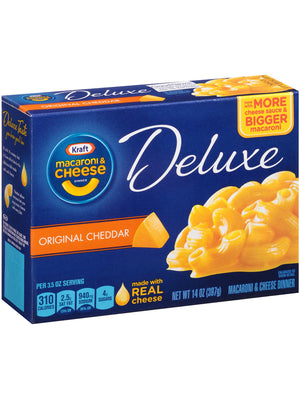 Kraft Original Macaroni & Cheese Dinner Mix (397g)