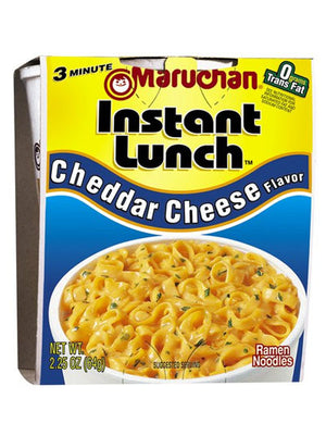 Maruchan Cheddar Cheese Instant Lunch (64g)