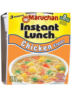 Maruchan Chicken Flavor Instant Lunch (64g)