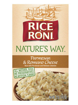 Rice-A-Roni Parmesan & Romano Cheese Rice Mix (142g)