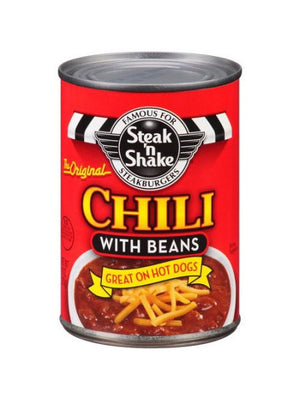 Steak n Shake The Original Chili with Beans (425g)