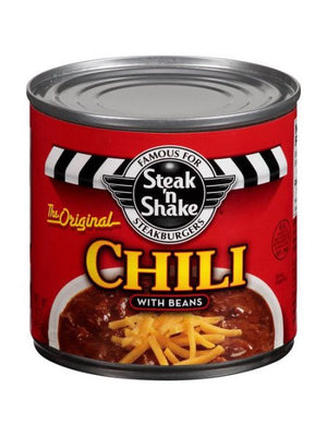 Steak n Shake The Original Chili with Beans (284g)
