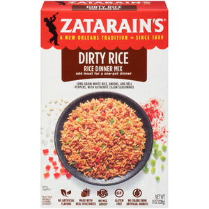 Zatarain's New Orleans Style Dirty Rice Mix (227g)
