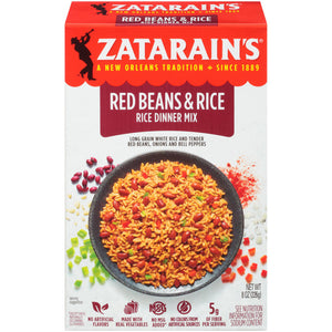 Zatarain's New Orleans Style Red Beans & Rice (227g)