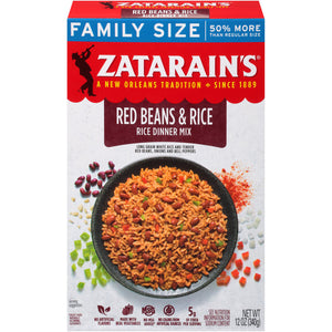 Zatarain's New Orleans Style Red Beans And Rice (340g)