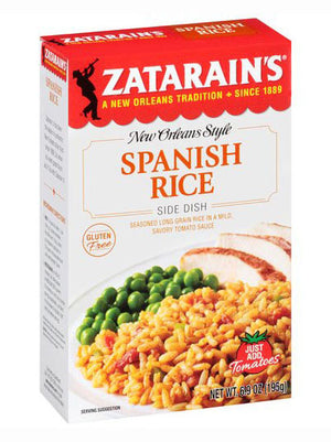 Zatarain's New Orleans Style Spanish Rice Mix (196g)