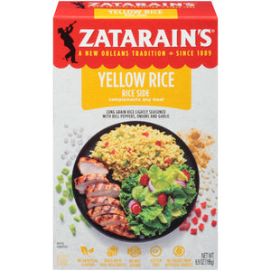 Zatarain's New Orleans Style Yellow Rice Side Dish (196g)