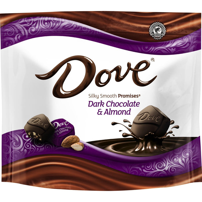 Dove Dark Chocolate & Almond Promises (215g)