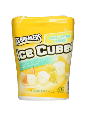 Ice Breakers Ice Cubes Tropical Freeze (92g)