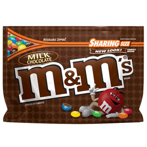 M&M's Classic Milk Chocolate Candies (312g)