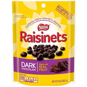 Nestlé Dark Chocolate Raisinets (227g)