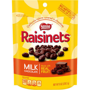 Nestlé Milk Chocolate Raisinets (227g)