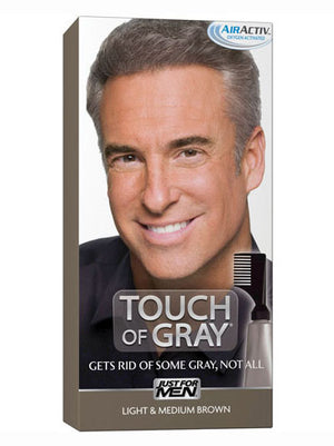 Just for Men Touch of Gray Hair Treatment - Medium Brown T35
