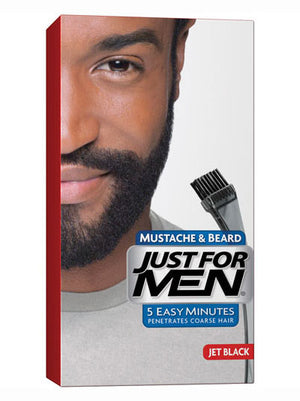 Just for Men Mustache & Beard - Black M60