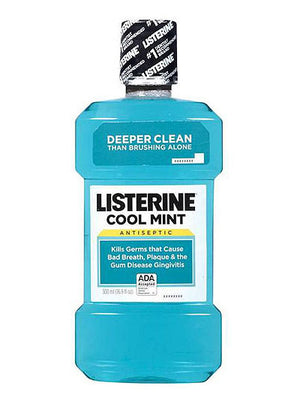 Listerine Cool Mint Antiseptic Mouthwash (946ml)