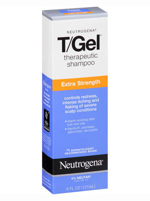 Neutrogena T/Gel Extra Strength Therapeutic Shampoo (177ml)