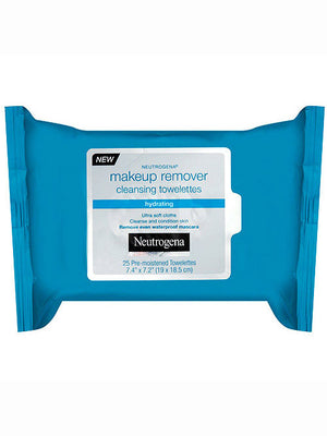 Neutrogena Hydrating Makeup Remover Towelettes (pack of 25)