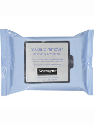 Neutrogena Makeup Remover Cleansing Towelettes (pack of 21)
