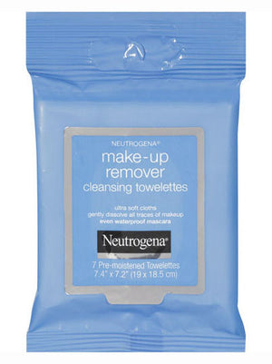 Neutrogena Make-Up Remover Cleansing Towelettes (pack of 7)
