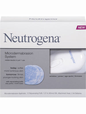 Neutrogena Microdermabrasion Cleansing System