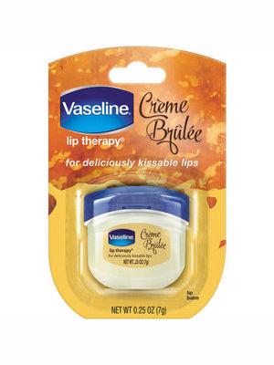 Vaseline Creme Brulee Lip Therapy Lip Balm (7g)