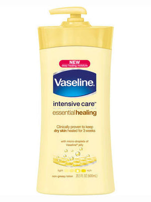 Vaseline Intensive Care Essential Healing Body Lotion (600ml)