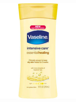 Vaseline Intensive Care Essential Healing Body Lotion (296ml)