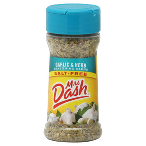 Mrs. Dash Garlic & Herb Salt-Free Seasoning Blend (71g)