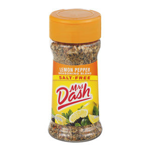 Mrs. Dash Lemon Pepper Salt-Free Seasoning Blend (71g)
