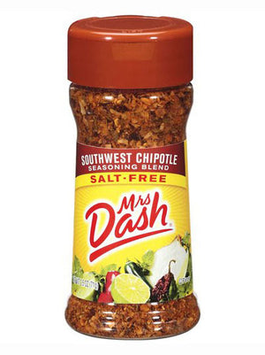 Mrs. Dash Southwest Chipotle Salt-Free Seasoning Blend (71g)