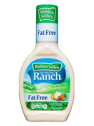 Hidden Valley Fat Free Ranch Dressing (454g)