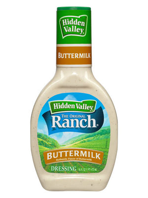 Hidden Valley Buttermilk Ranch Dressing (454g)