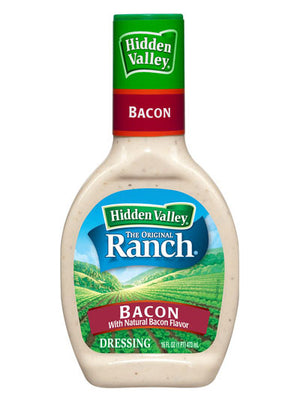 Hidden Valley Bacon Ranch Dressing (454g)