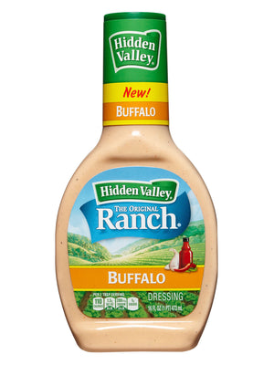 Hidden Valley Buffalo Ranch Dressing (473ml)