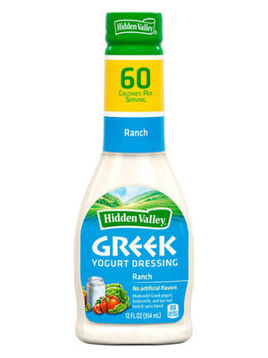 Hidden Valley Ranch Greek Yogurt Dressing (340g)