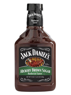 Jack Daniel's Hickory Brown Sugar Barbecue Sauce (539g)