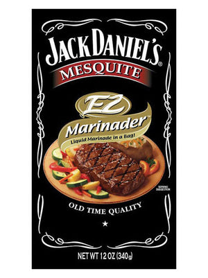 Jack Daniel's Mesquite Marinade in-a-Bag (340g)